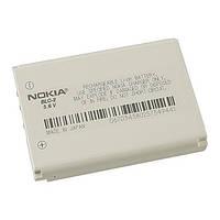Батарея (акб, аккумулятор) Nokia BLC-2 для телефонов Nokia, 900 mAh, оригинал