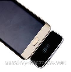 Ультратонкий FM модулятор для iPhone / Android