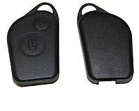 Корпус ключа для Citroen 2 кнопки, фото 1