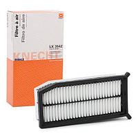 Воздушный фильтр на Рено Логан 2, MCV 2, Сандеро 2, Степвей 2 турбо бензин 0.9 TCe H4Bt MAHLE LX 3542