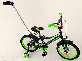 Родительская ручка для детского велосипеда