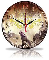 Настенные часы Декор Карпаты (33-33)