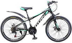 Підлітковий велосипед Titan Street 24 дюймів 2019