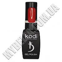 Гель-лак Kodi № 70 R, 8 МЛ классический красный