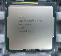 Процессор Intel Core i7-3770 3.40GHz, s1155, tray