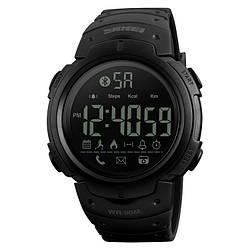 Cпортивные мужские часы Skmei(Скмей) 1301 Black