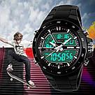Cпортивные мужские часы Skmei(Скмей) 1016 SHARK, фото 6