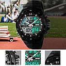 Cпортивные мужские часы Skmei(Скмей) 1016 SHARK, фото 8