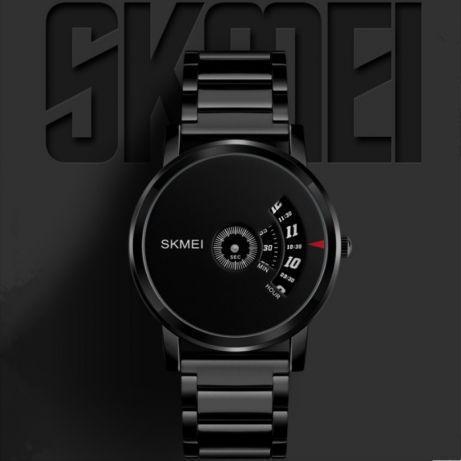 Оригинальные часы Skmei(Скмей) 1260 Black