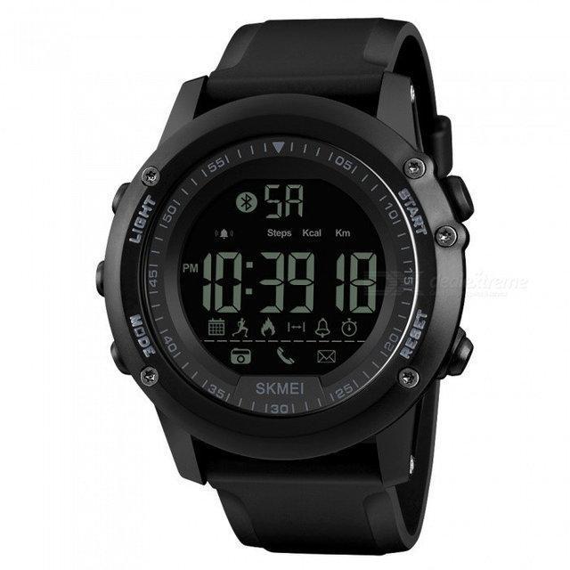 Спортивные мужские часы Skmei 1321 DYNAMIC Smart Bluetooth