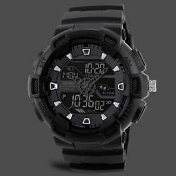 Cпортивные мужские часы  Skmei (Скмей) 1189 Black Black