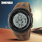 Cпортивные мужские часы Skmei(Скмей) 1167 Tactic Khak, фото 4