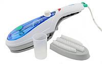 Ручной отпариватель TOBI DV-1003 Паровой утюг-щетка ТОБИ ручной отпариватель для одежды + павербанк