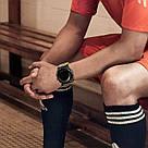 Оригінальні спортивні чоловічі годинники SKMEI (СКМЕЙ) 1384 Khaki, фото 3