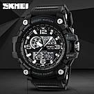 Спортивные часы Skmei(Скмей) 1283  Disel Black, фото 2