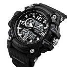 Спортивные часы Skmei(Скмей) 1283  Disel Black, фото 4