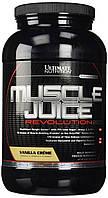 Гейнер, Вкус Ванили, Muscle Juice Revolution, Ultimate Nutrition, 4.69 фунта (2.127 кг)