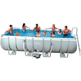 Каркасный бассейн Intex 26356 Ultra Frame Pool