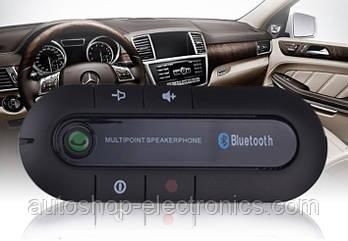 Громкая связь ( Hands Free ) для авто с динамиком и аккумулятором / свободные руки
