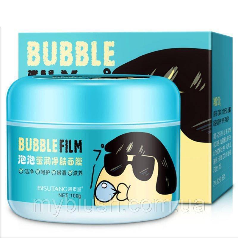 Пузырьковая кислородная маска Bisutang Bubble Film 100 g
