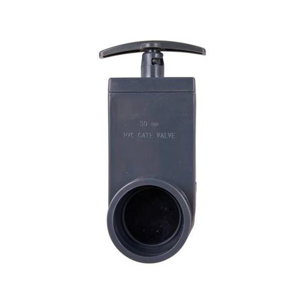 Задвижка для труб ПВХ 50 мм XClear