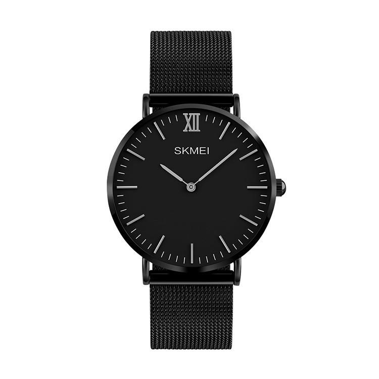 Оригинальные классические женские часы Skmei (Скмей)1182 Cruize II Black