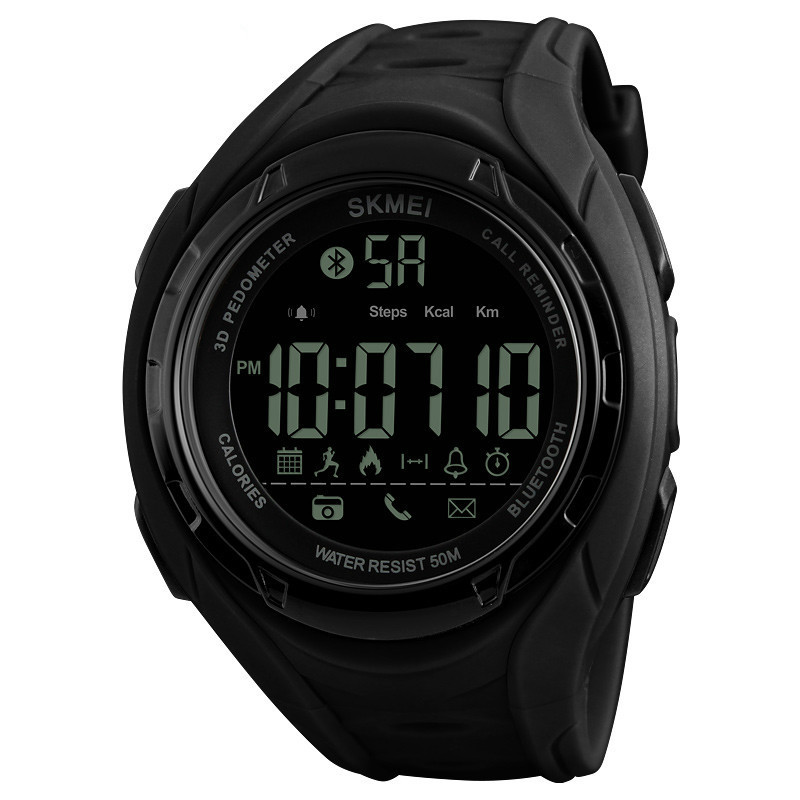 Спортивные мужские часы Skmei  1316 TURBO Smart Bluetooth