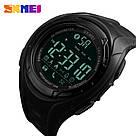 Спортивные мужские часы Skmei  1316 TURBO Smart Bluetooth, фото 3