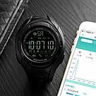Спортивные мужские часы Skmei  1316 TURBO Smart Bluetooth, фото 4
