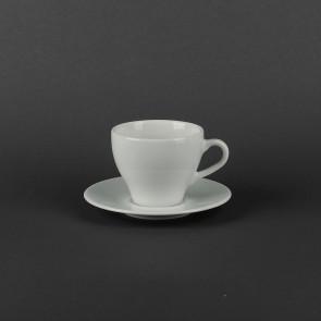 Чашка с блюдцем 150мл Lubiana ПАУЛА 1701/1772