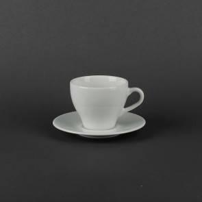 Чашка с блюдцем 150мл Lubiana ПАУЛА 1701/1772, фото 2
