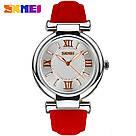 Оригинальные женские часы SKMEI (СКМЕЙ) Elegant 9075 Red, фото 2