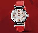 Оригинальные женские часы SKMEI (СКМЕЙ) Elegant 9075 Red, фото 3