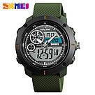 Cпортивные мужские часы Skmei (Скмей) 1361Green, фото 2