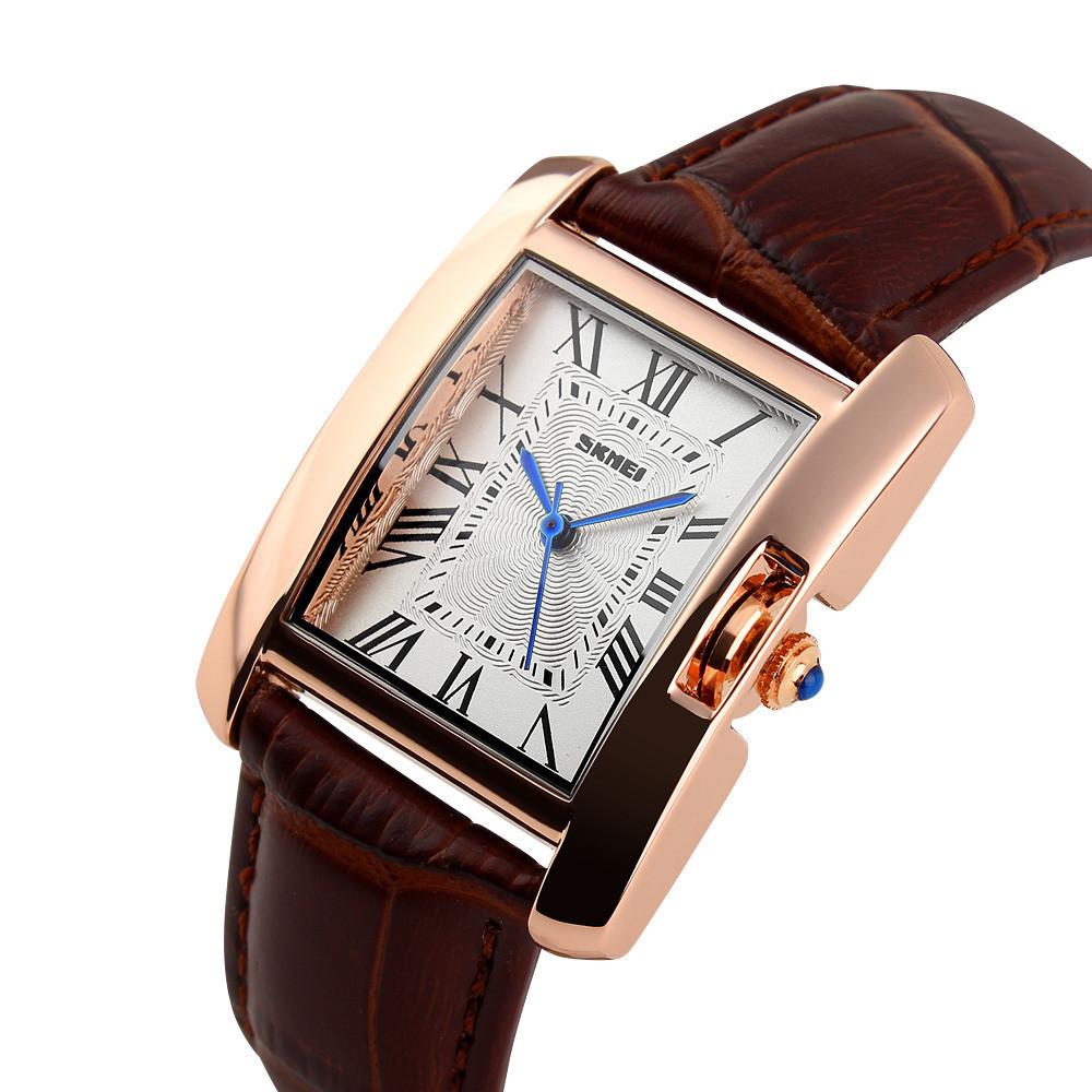 Женские часы Skmei (Скмей)1085 SPRING Braun