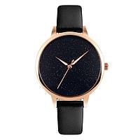 Оригинальные женские часы SKMEI (СКМЕЙ) MOON 9141Black
