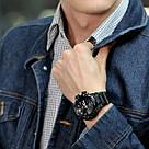 Тактические мужские часы Skmei(Скмей) 0990 RESIST Black, фото 8