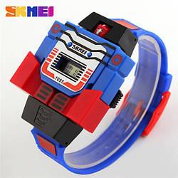 Детские часы Skmei (Скмей) 1095 Blue