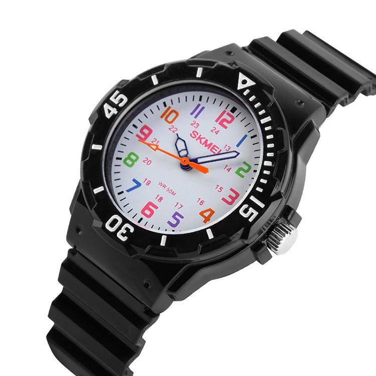 Детские  часы Skmei (Скмей) 1043 Black