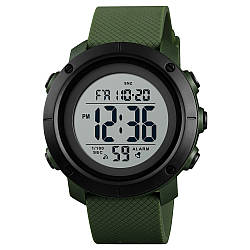 Cпортивные мужские часы Skmei (Скмей) 1426 Green White