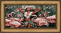 Гобеленовая картина Декор Карпаты RW-204 60х120 (gb_4)