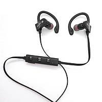 Беспроводные наушники RT-558 Bluetooth спортивные черный, фото 1
