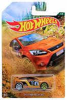 '09 Ford Focus RS, автомобиль базовый коллекционный, Hot Wheels (GDG44 (FYY02—JL10))
