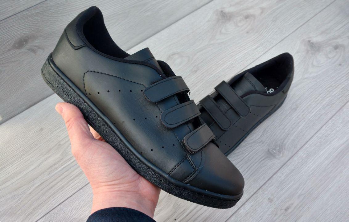 dfad6e18a РАСПРОДАЖА Мужские кроссовки Adidas Stan Smith на липучках: 599 грн ...