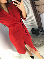 """Женское платье на запах """"Alexa"""" , фото 1"""