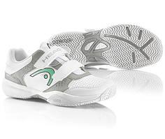 Кроссовки для тенниса Head lazer velcro junior whgg (MD)