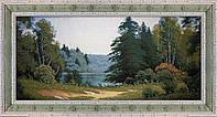 Гобеленовая картина Декор Карпаты Русский лес 70х140 (gb_19)