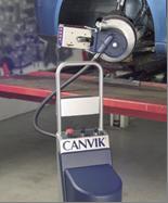 Стенд  для проточки тормозных дисков «CANVIC»  (Дания)