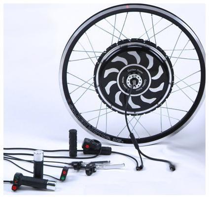 Мотор колеса и электродвигатели