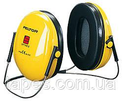 3M PELTOR Optime I H510B-403-GU Противошумовые наушники с затылочным оголовьем